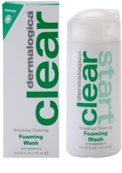 Dermalogica Clear Start Breakout Clearing Cleansing Foam Against Imperfections Acne Prone Skin