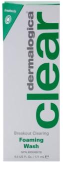 Dermalogica Clear Start Breakout Clearing čisticí pěna proti nedokonalostem aknózní pleti