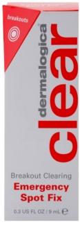 Dermalogica Clear Start Breakout Clearing gel concentré pour un traitement local de l'acné