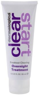 Dermalogica Clear Start Breakout Clearing noční péče proti akné a začervenání pleťi