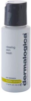 Dermalogica mediBac clearing tisztító gél zsíros és problémás bőrre