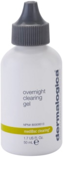 Dermalogica mediBac clearing Night Moisturizing Gel Previous Acne
