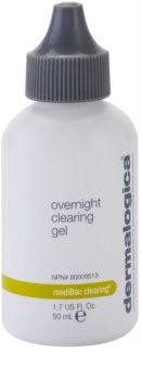Dermalogica mediBac clearing noční hydratační gel předcházející vzniku akné