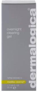 Dermalogica mediBac clearing gel de nuit hydratant pour prévenir l'acné