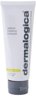 Dermalogica mediBac clearing reinigende Maske für das Gesicht für fettige Haut mit Neigung zu Akne