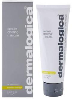 Dermalogica mediBac clearing čistilna maska za obraz za mastno k aknam nagnjeno kožo