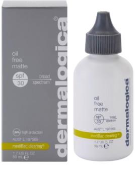 Dermalogica MediBac Clearing Beschermende Matte Gezichtscrème SPF30