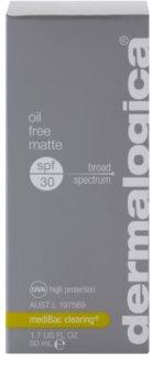 Dermalogica mediBac clearing creme com barreira de proteção para o rosto SPF 30