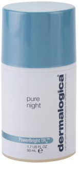 Dermalogica PowerBright TRx éjszakai tápláló és bőrvilágosító krém a hiperpigmentációs bőrre