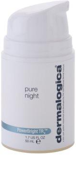 Dermalogica PowerBright TRx nočný vyživujúci a rozjasňujúci krém pre pleť s hyperpigmentáciou