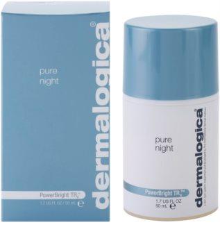 Dermalogica PowerBright TRx noční vyživující a rozjasňující krém pro pleť s hyperpigmentací