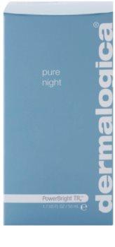 Dermalogica PowerBright TRx нощен подхранващ и озаряващ крем за кожа с хиперпигментация