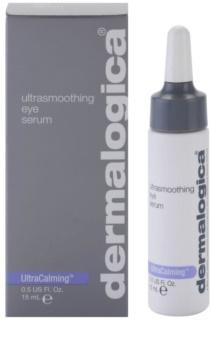 Dermalogica UltraCalming ujędrniające serum pod oczy przeciw zmarszczkom i cienom pod oczami