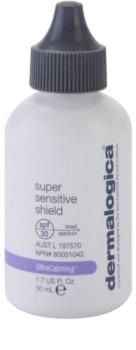 Dermalogica UltraCalming zaščitni fluid za obraz brez kemičnih filtrov SPF 30