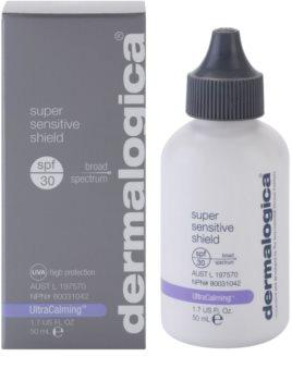 Dermalogica UltraCalming ochranný fluid na tvár bez chemických filtrov SPF 30