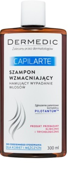 Dermedic Capilarte Strengthening Shampoo Against Hair Fall
