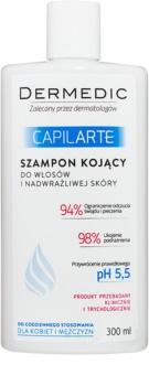 Dermedic Capilarte sampon cu efect calmant pentru piele sensibila
