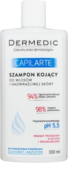Dermedic Capilarte upokojujúci šampón pre citlivú pokožku hlavy