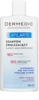 Dermedic Capilarte champô anticaspa