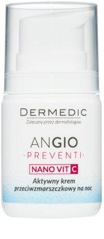 Dermedic Angio Preventi przeciwzmarszczkowy krem na noc