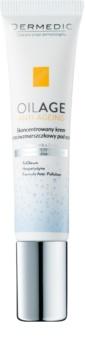Dermedic Oilage koncentrovaný očný krém proti vráskam
