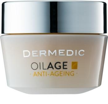 Dermedic Oilage crème de nuit régénérante pour renouveler la consistance de la peau