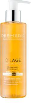 Dermedic Oilage olejový syndet na mytí obličeje