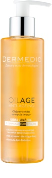 Dermedic Oilage syndet à base d'huile pour laver le visage