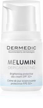 Dermedic Melumin Lightening Cream for Dark Spots SPF 50+