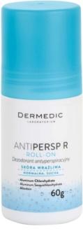Dermedic Antipersp R αντιιδρωτικό ρολλ-ον για κανονικό και ξηρό δέρμα