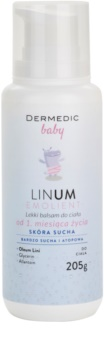Dermedic Baby Light Body Balm for Dry and Atopic Skin