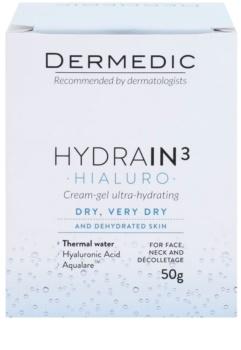 Dermedic Hydrain3 Hialuro Deeply Moisturising Cream Gel