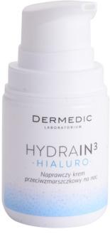 Dermedic Hydrain3 Hialuro crème de nuit hydratante anti-rides