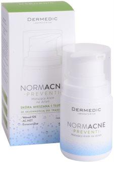 Dermedic Normacne Preventi crema de zi matifianta pentru ten mixt si gras