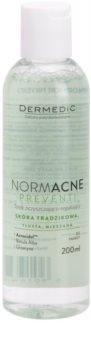 Dermedic Normacne Preventi Kalmerende Reinigingstonic voor Gemengde en Vette Huid