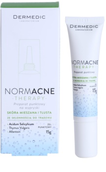 Dermedic Normacne Therapy tratamento local antiacne