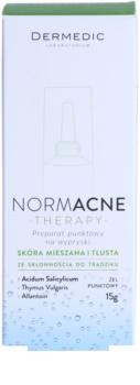 Dermedic Normacne Therapy Lokalpflege gegen Akne