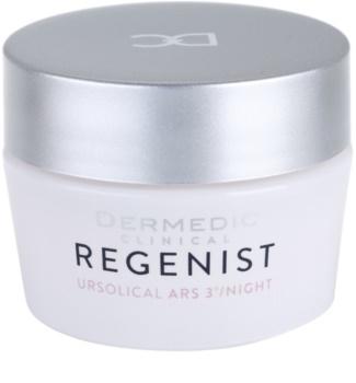 Dermedic Regenist ARS 3° Ursolical Stimulating And Regenerating Night Cream