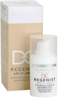 Dermedic Regenist ARS 4°- ARS 5° Anti-Falten Creme Für Lippen und Augenumgebung