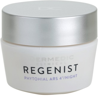 Dermedic Regenist ARS 4° Phytohial crema de noapte cu efect de anti imbatranire antirid
