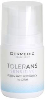 Dermedic Tolerans upokojujúci denný hydratačný krém
