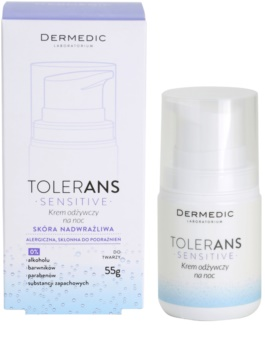 Dermedic Tolerans Nourishing Night Cream