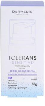 Dermedic Tolerans výživný noční krém