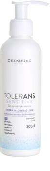 Dermedic Tolerans gél az arc és a test mosására