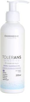 Dermedic Tolerans gél na umývanie tváre a tela
