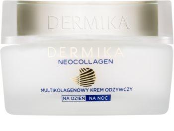 Dermika Neocollagen Nourishing Anti-Wrinkle Cream for Sagging Skin 70+