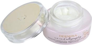 Dermika Skin Calligraphy creme de dia para reduzir as rugas SPF 15