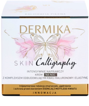 Dermika Skin Calligraphy Intensive Reneving Night Cream