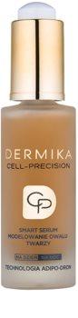 Dermika Cell-Precision sérum remodelant contour visage