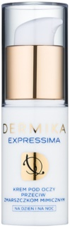 Dermika Expressima Eye Cream against expression wrinkles